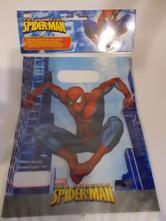 Taštičky na výslužku spiderman,