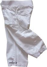 Next 3/4 ľanové nohavice , next,116