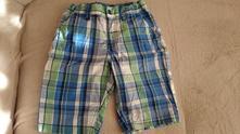 Krátke nohavice, palomino,122
