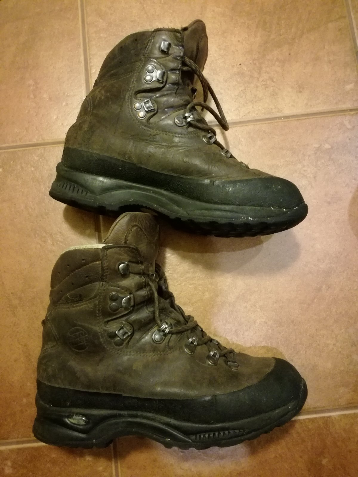 Turistické topánky hanwag alaska lady cc3c2a98a94