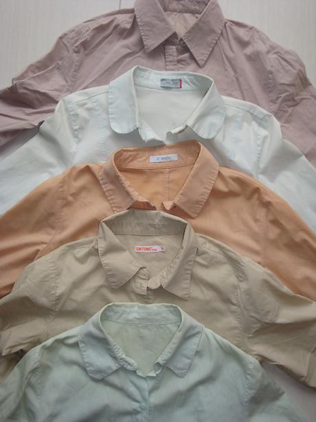 53b6a0d361a0 Rôzne dámske značkové košele