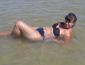 Takto som sa chladila v mori