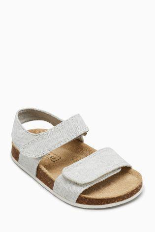 ed07779fd8e9 Next korkove sandale