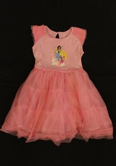Karnevalové šaty disney veľ. 9-10 r. (140) v 0b8fa8f65b4