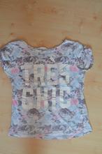 Moderné tričko, h&m,140