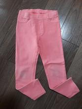 Dievčenské nohavice 122/128, h&m,122