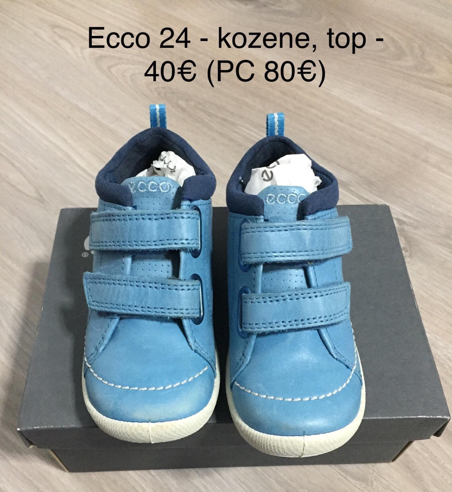 1d713e60e Ecco topanky 24, ecco,24 - 40 € od predávajúcej moncsi87 | Detský bazár |  ModryKonik.sk