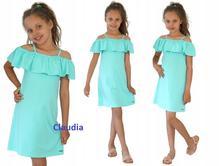 Leto/2019 šaty, 122 - 164