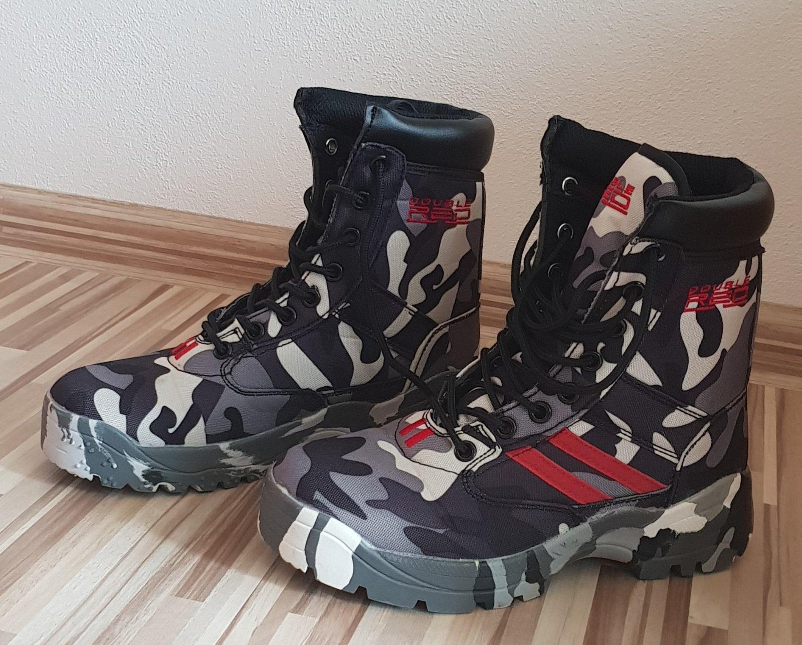 Celoročné topánky double red 76c28d12c5