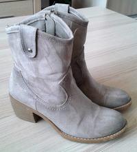 Kotníkové topánky, deichmann,36