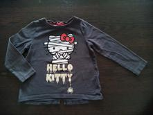 Tričko z h&m na halloween - svieti v tme, h&m,92