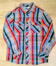 Flanelova košeľa, h&m,134
