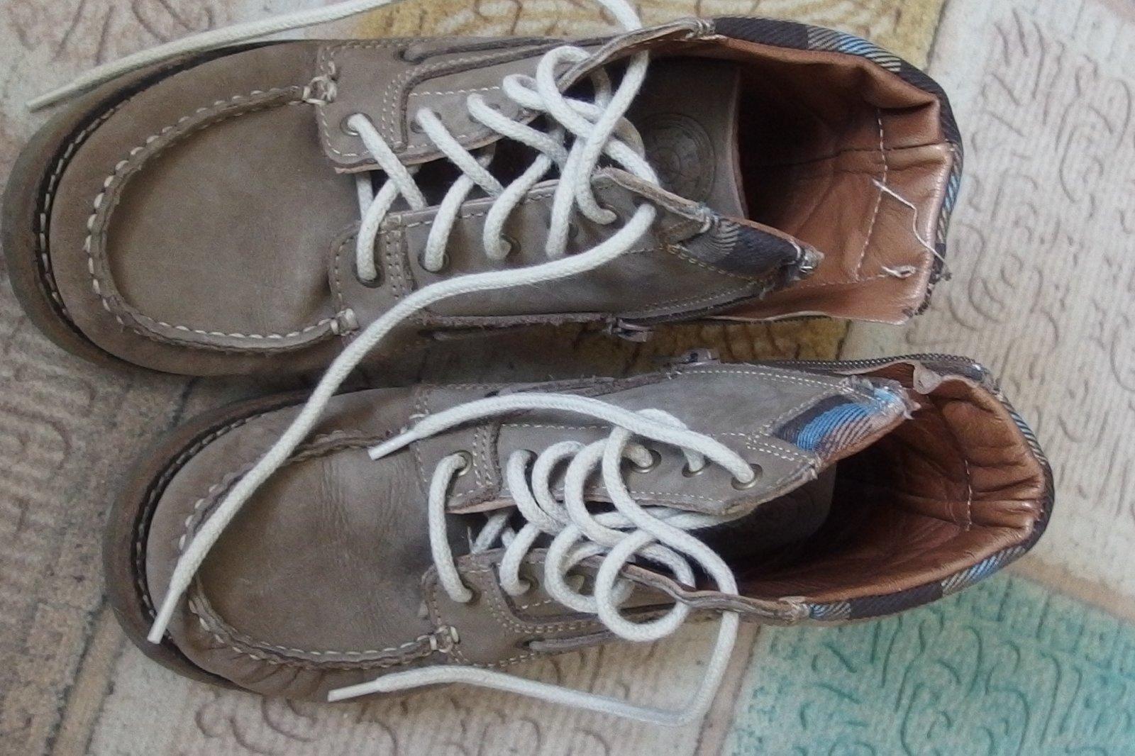 Krásne štýlové kožené topánky ara e93844bdd3f
