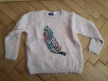 Chlpaty sveter, lupilu,98