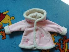 Kabátik pre princeznú, rose,80