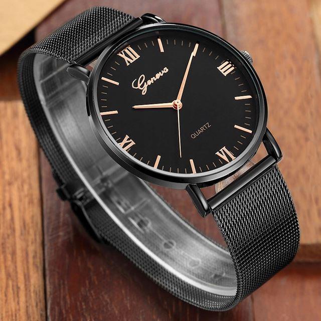 da939e1b92d Zobraz celé podmienky. Luxusní dámské kovove hodinky geneva ...