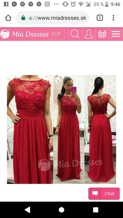 Predám tieto šaty veľkosť 36 😊 - Album používateľky mia91 - Foto 1 c63b32b0ca
