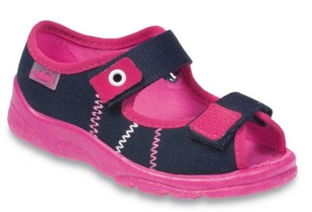 23e073723abc Dievčenské sandálky befado 969x105