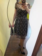Čipkované slávnostné šaty, reserved,s
