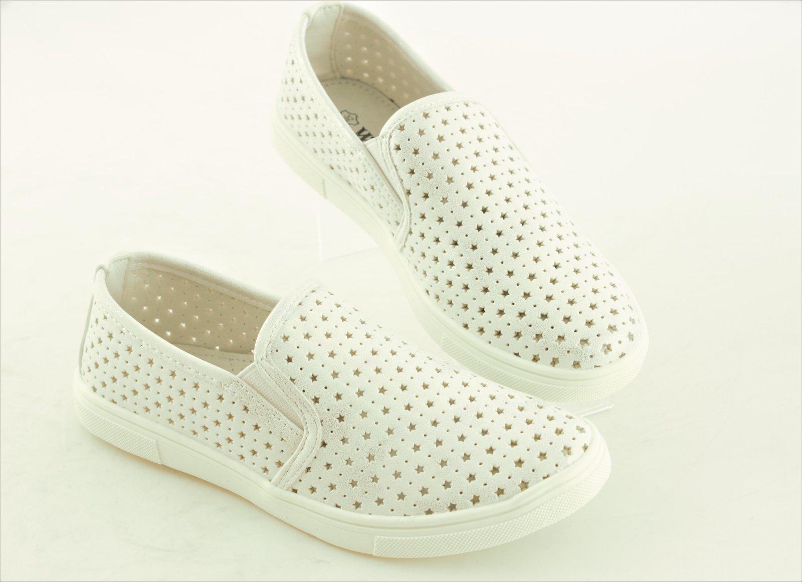 6bac70cdb2 Detské perforované topánky 19 60010 b
