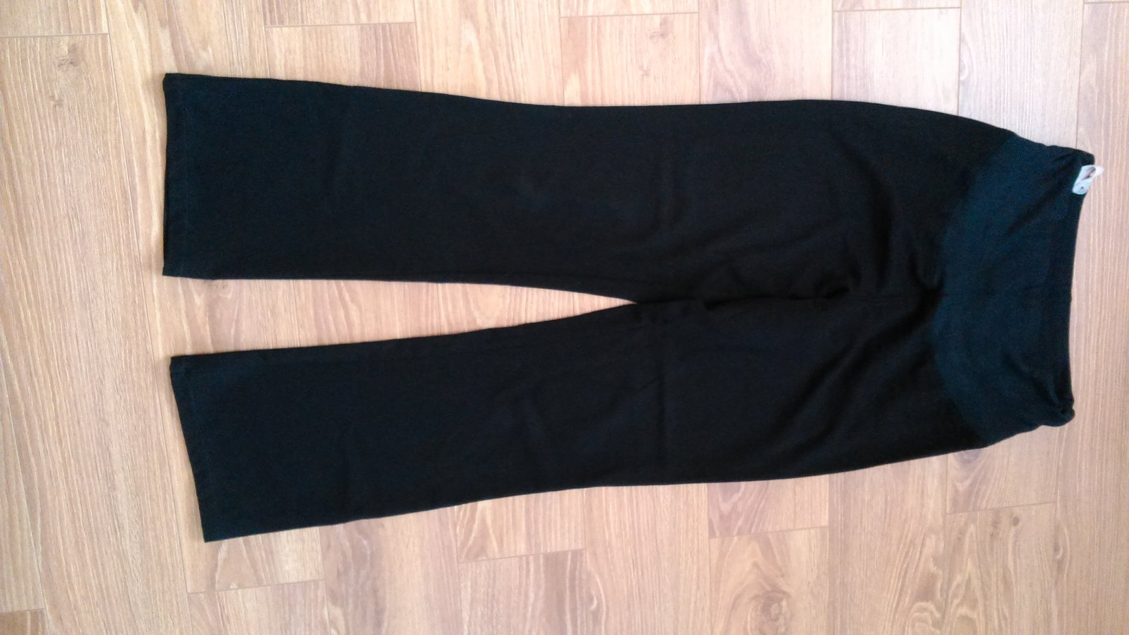 5b1764493e Tehotenské nohavice čierne