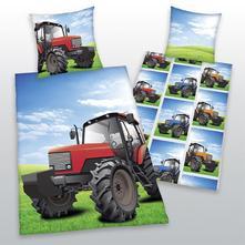 Posteľné obliečky traktor, 140,200