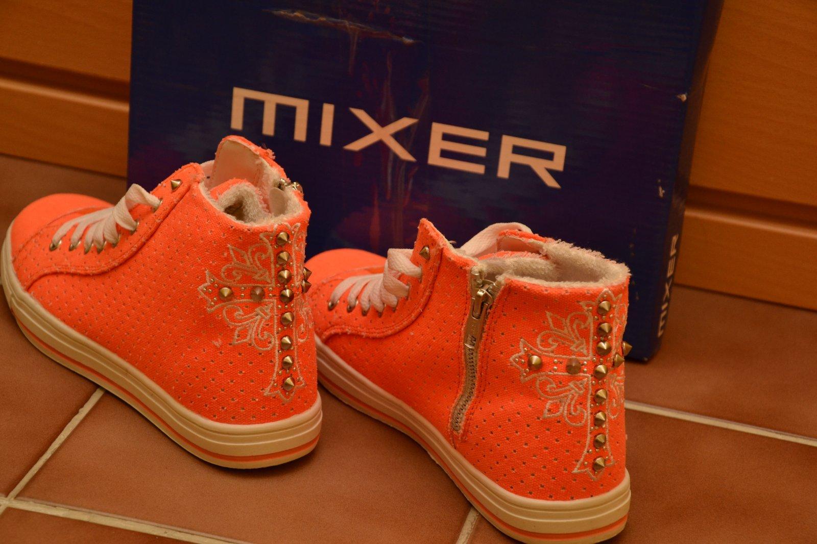 c9e24f4586460 Nové členkové tenisky mixer, veľkosť 37, 37 - 5 € od predávajúcej ...