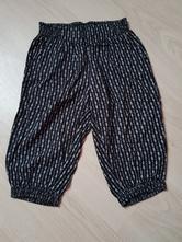 Tristvrtove nohavice, lindex,122