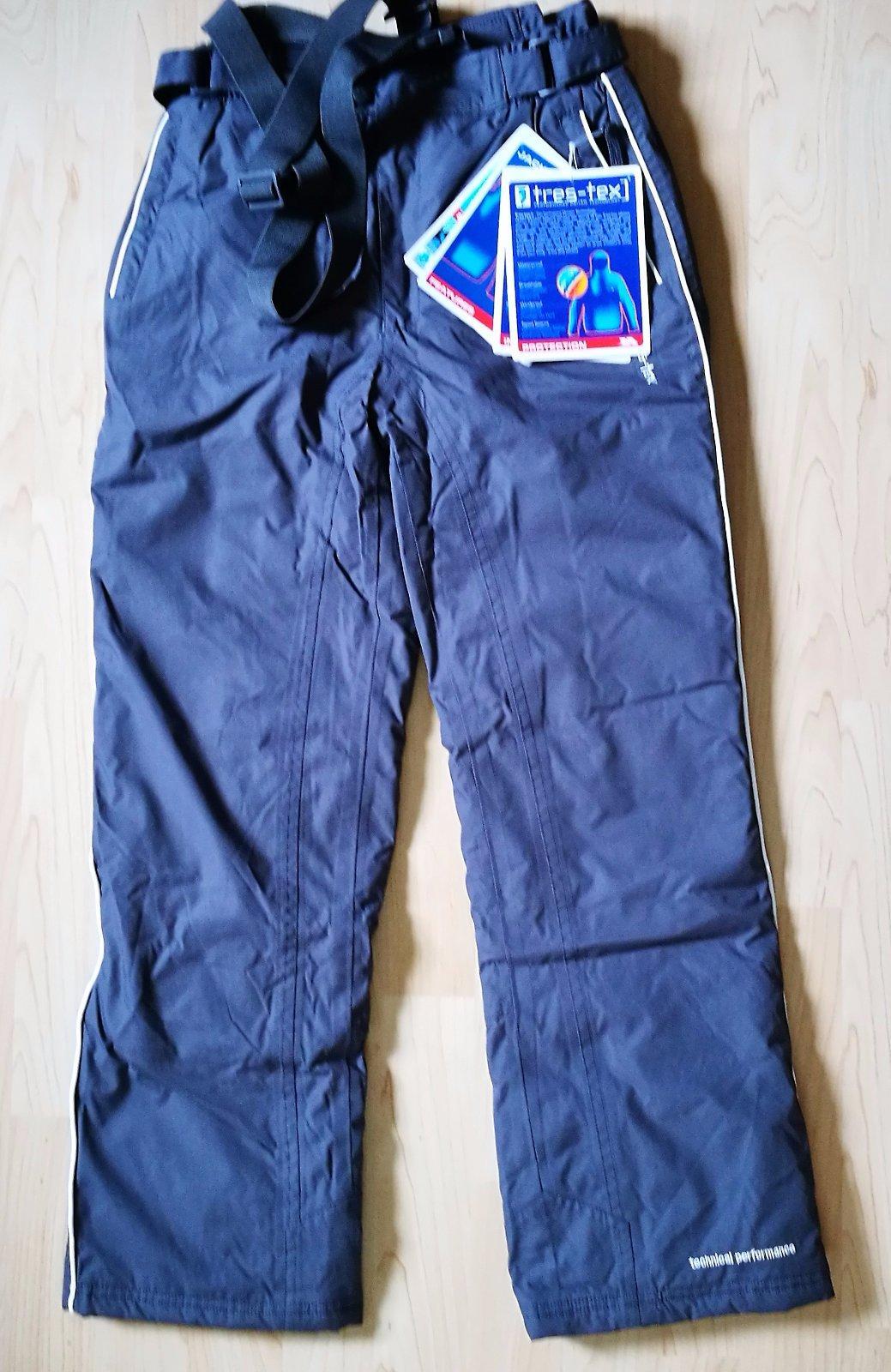 a63a9d7c381a Lyžiarske nohavice trespass veľkosť 10 rokov