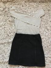 Elegantné tričko, h&m,xs
