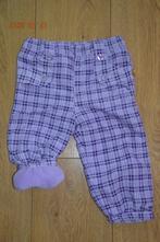 Vyteplené nohavice, baby,80