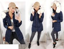 Úžasná dámska zimná bunda, l / m / s / xl / xxl