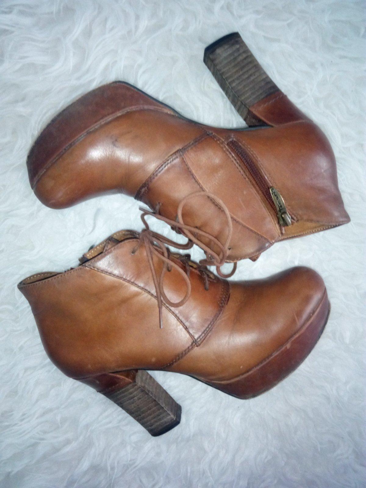 Kožené topánky tamaris 38 709e55363b7