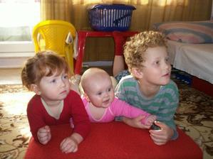 moj bratrancek a sesternica