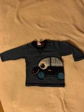 Tričko s dlhým rukávom, h&m,68