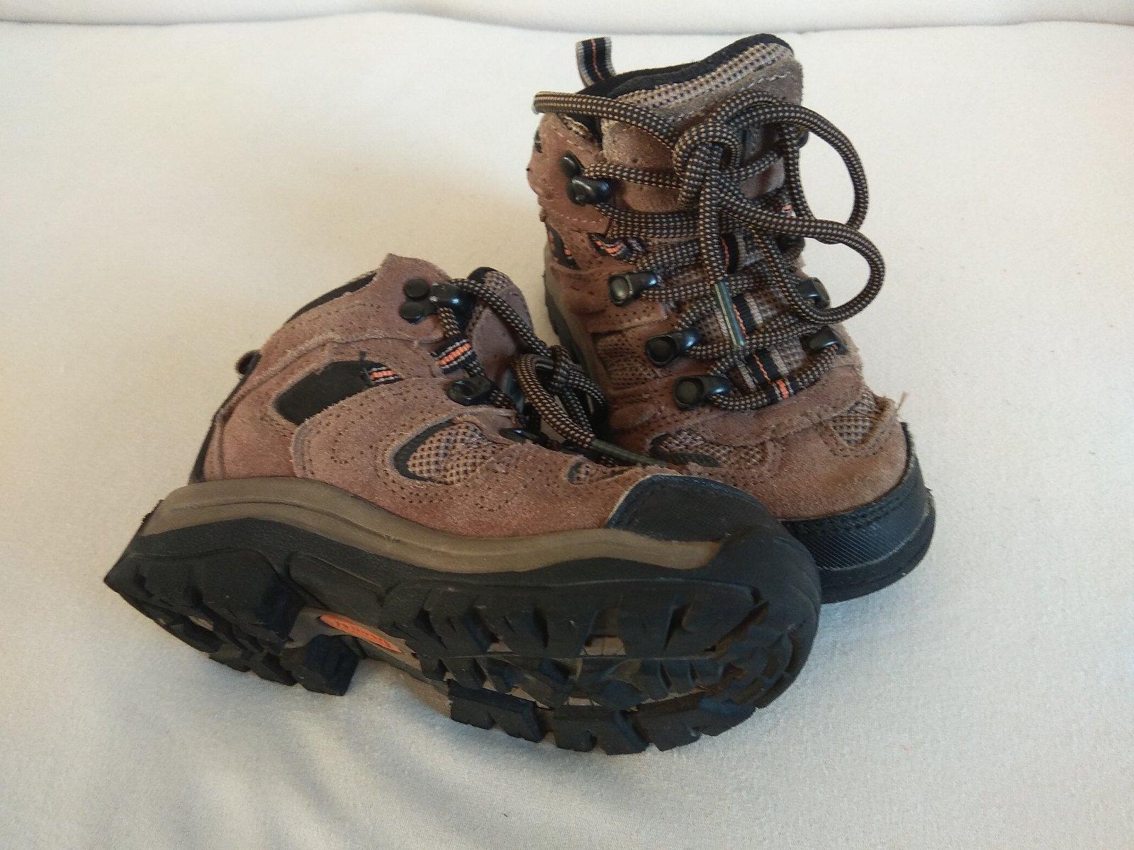 Kožené trekingové topánky veľ. 28 f05c84a3f84