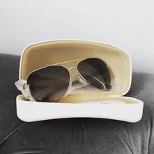 Slnečné okuliare   Tmavohnedá - Strana 2 - Detský bazár  aaea84eec25