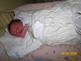 Lukáško v pôrodnici