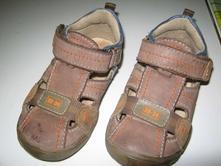Kožené topánky, cena s poštou, bären-schuhe,23