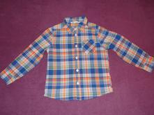 Chlapčenská košeľa, h&m,110