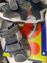 Chlapcenske sandalky, protetika,20