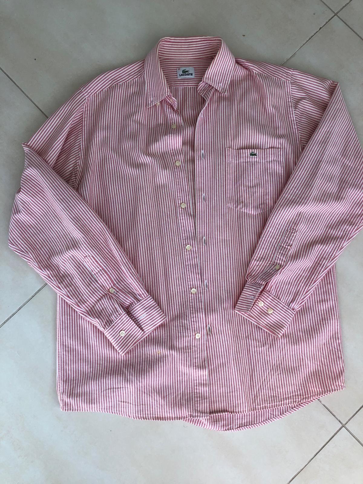 2a5155e31719f Košeľa originál veľkosť 40, lacoste,40 - 10 € od predávajúcej nevdak | Detský  bazár | ModryKonik.sk