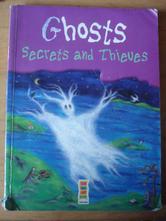 Kniha ghosts secrets and ...  v anglictine,