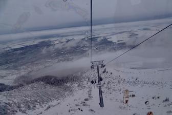 Zima,sniežik Tatry
