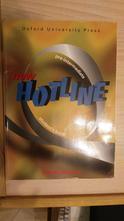 Hotline, kniha -pracovný zošit na anglický jazyk,