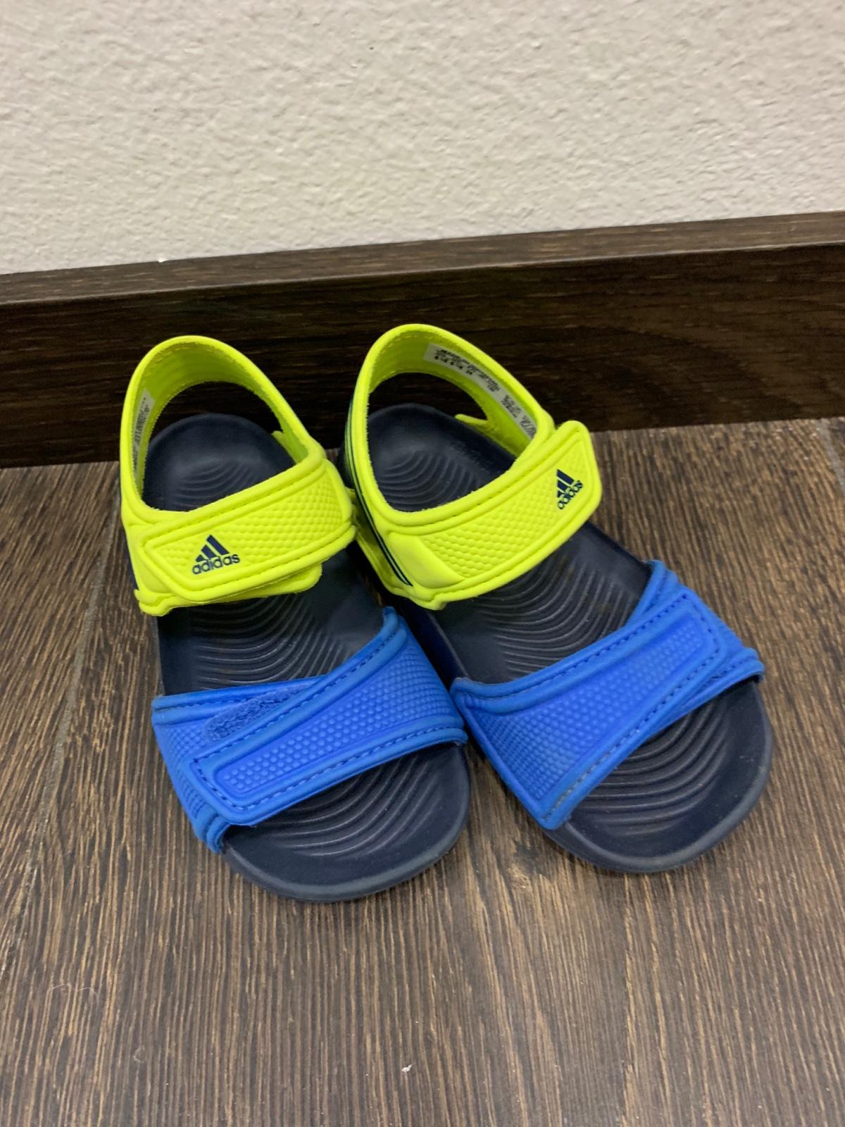 Letne sandalky adidas 24 91077edb8d7