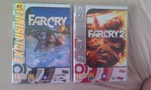 Hra farcry 1 a 2,