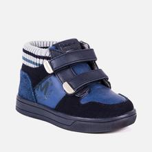 Mayoral chlapčenská kotníková obuv 42874-090 blue, mayoral,22 / 23 / 24 / 25