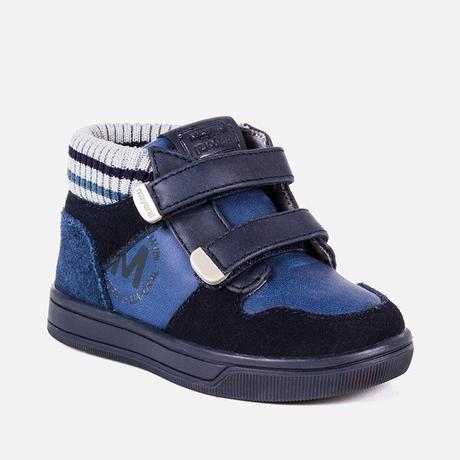 ac647ffb5 Mayoral chlapčenská kotníková obuv 42874-090 blue, mayoral,22 / 23 / 24 /  25 - 24,90 € od predávajúcej obuvkovo   Detský bazár   ModryKonik.sk
