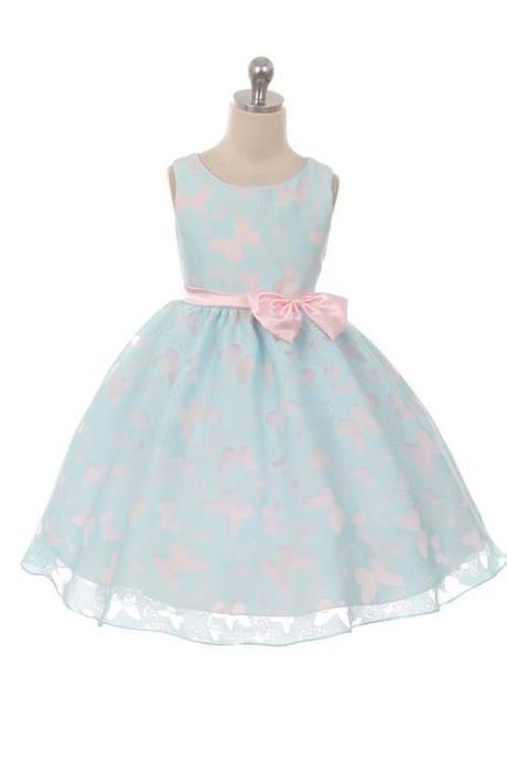900023426038 Detské spoločenské šaty nina